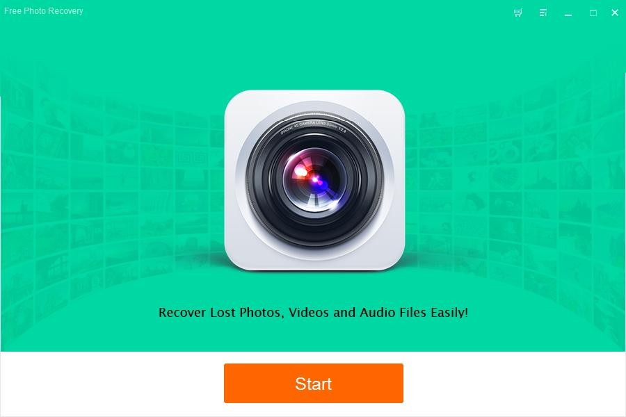 Free Photo Recovery full screenshot
